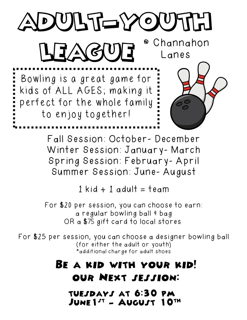 Adult & Youth Bowling League