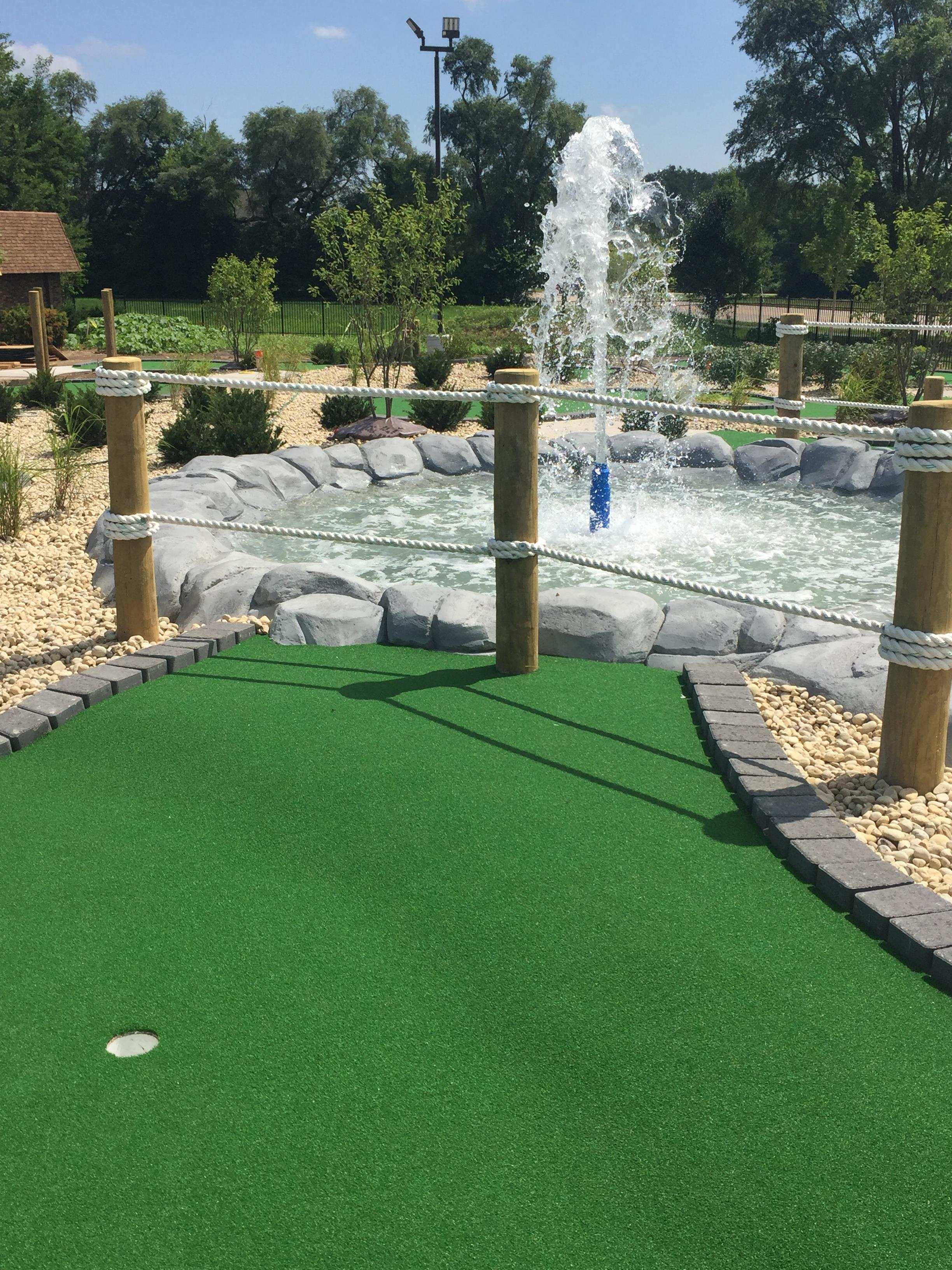 Channahon Mini Golf